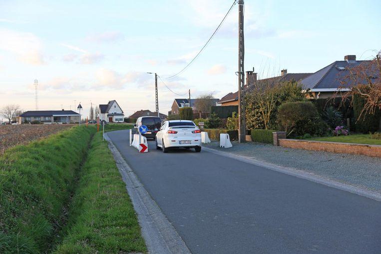 De sluipweg Mansteen krijgt in het najaar een volwaardig voet- en fietspad.