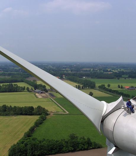 'Windmolens Oss hebben geen effect op uitstoot mestfabriek'