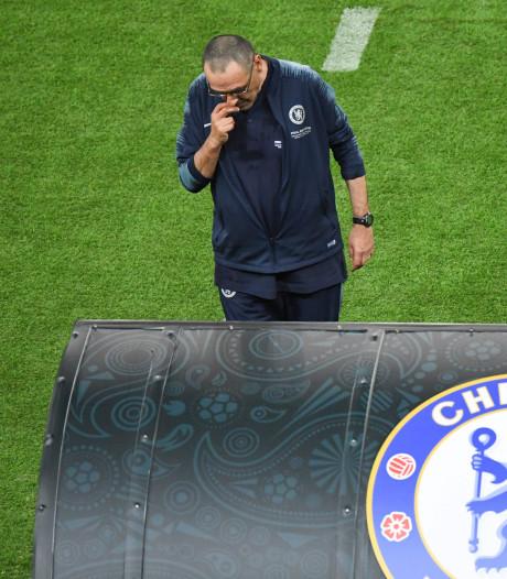 Sarri va quitter Chelsea pour la Juventus
