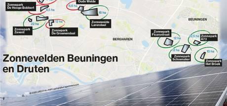 270 voetbalvelden vol zon in Druten en Beuningen: 'We springen op een rijdende trein'