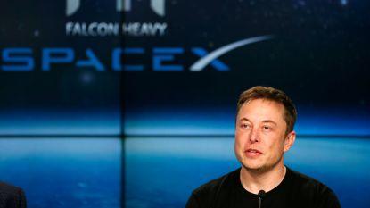 """""""SpaceX ontslaat tien procent van personeel"""""""
