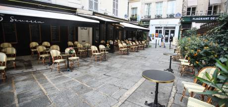 Les bars vont devoir refermer leurs portes à Paris
