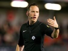 Arbiter Van de Graaf leidt kraker FC Twente-GA Eagles