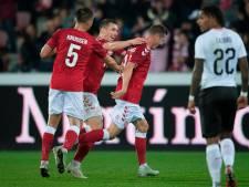 Denemarken zet Oostenrijk opzij in oefenduel