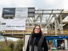 Spectaculair moment: zwevende vleugel van Museum Arnhem ziet het licht