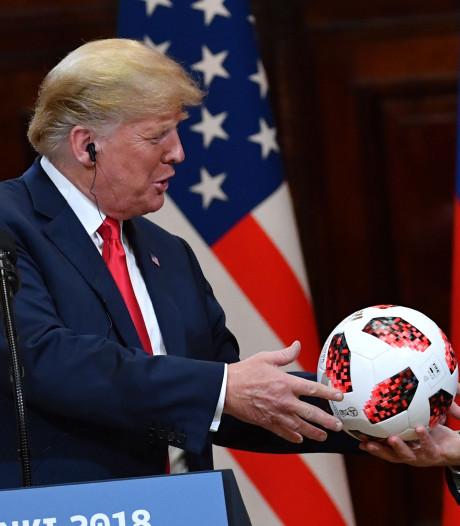 Trump blijft maar verwarring zaaien over de Russen