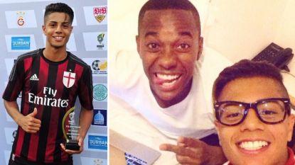 Marokkaan werd wereldberoemd door YouTube-filmpjes en AC Milan gaf hem op z'n 14de topcontract. Maar nu is (ex-)wonderkind volledig op de dool
