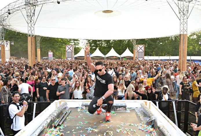 DJ onderkoffer uit Deventer