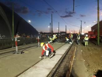 Tramverkeer tussen Melsele en Linkeroever 4 weken onderbroken door werken