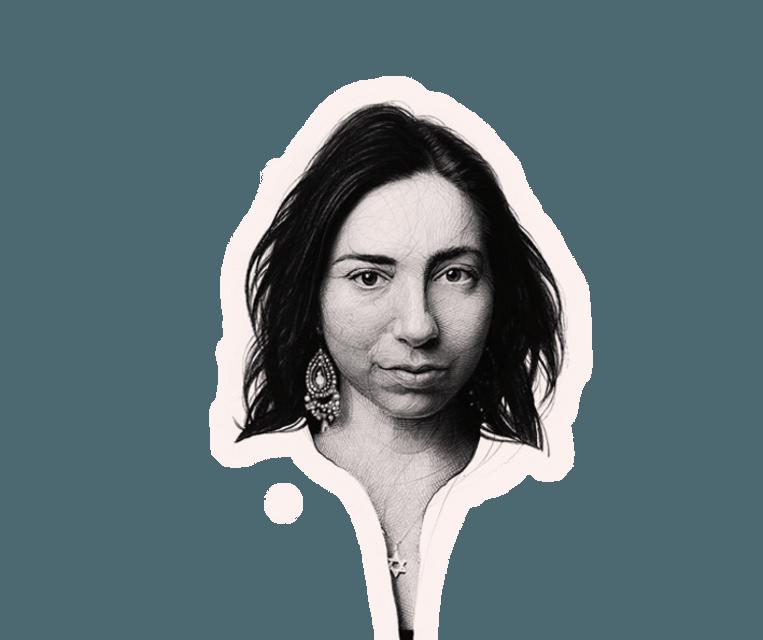 Natascha van Weezel artikel wit Beeld Sjoukje Bierma