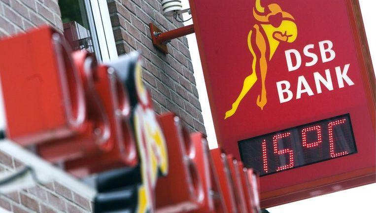 DSB liet vrijdag weten dat ruim 1 procent van de 4,5 miljard euro spaargeld die de bank in beheer heeft sinds donderdagochtend was opgenomen. Foto ANP Beeld