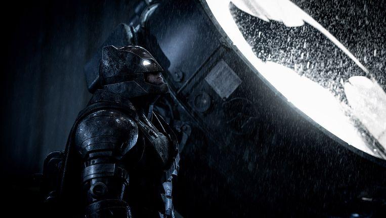 Ben Afleck als Batman Beeld Clay Enos
