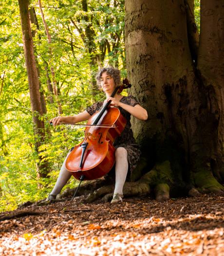 Helemaal weg van de cello