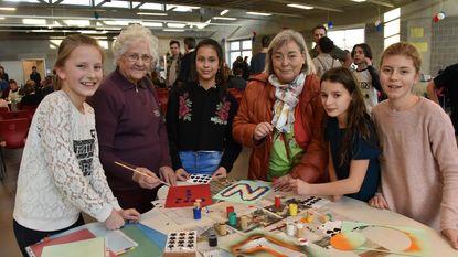 Ouders ontdekken projecten van Talentenschool