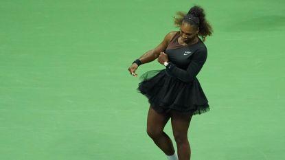 """Had Serena Williams een punt met 'seksisme'? """"Gebruik dat woord niet zo licht. Je holt het uit."""""""