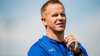"""KVM-coach Vrancken vreest extra sancties niet: """"Min 24 punten? Zolang we maar in 1A voetballen"""""""
