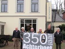 Eibergse dichter Sluiter eren tijdens 350ste verjaardag Achterhoek