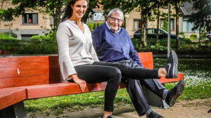 """Fitmom Delphine Steelandt richt zich nu op senioren: """"Een dikke 100-jarige zie je nooit"""""""