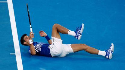 Australian Open krijgt droomfinale tussen Nadal en Djokovic, Servische nummer één wint eenvoudig van Pouille