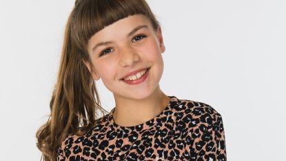"""Pia-Lola (12) krijgt rol in Ketnetmusical: """"Uit meer dan 1.200 kandidaten gekozen"""""""