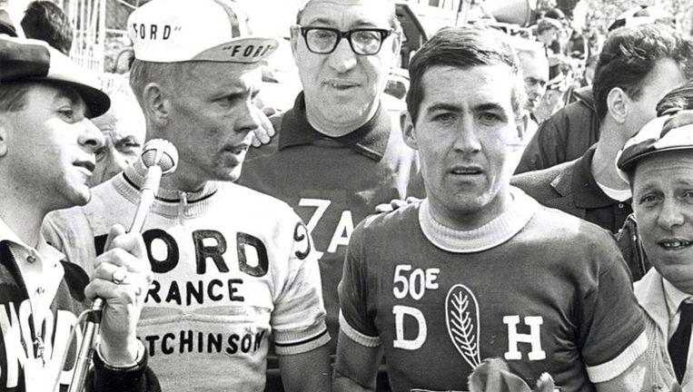 46fdfe669f9bba Trouwe helper van Eddy Merckx stapt uit het leven. Vic Van Schil ...