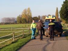 Vechtpartij tussen scooterrijder en automobilist na ongeval op weg in Olst