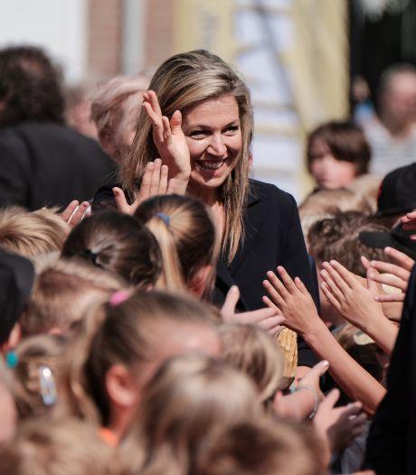 Leerlingen uit Lobith winnen en mogen optreden voor koningin Máxima