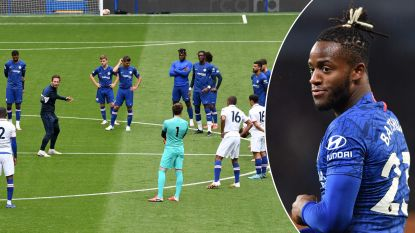 Zo duwt Chelsea de overbodige Michy Batshuayi naar de exit: zelfs amper kansen in oefenmatchen