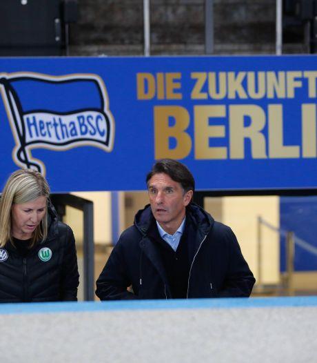 Labbadia vierde trainer van Hertha BSC dit seizoen