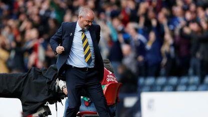 """Schotse bondscoach is oude bekende van Lukaku: """"Op training moest ik Romelu van het veld sleuren"""""""