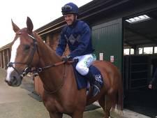 Voormalig spits Michael Owen (37) klaar voor eerste grote paardenrace