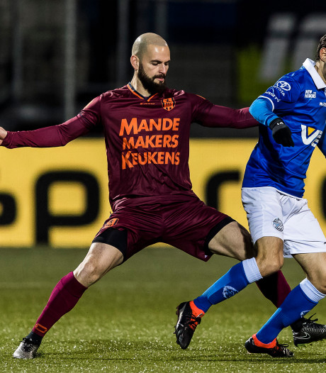 LIVE: Derby FC Den Bosch - RKC kleurt rood, maar blijft zonder doelpunten