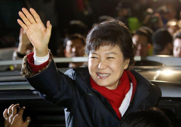 Park Geun-hye Beeld AFP