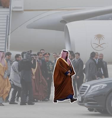 Scheuren in imago van bejubelde Saoedische kroonprins door zaak-Khashoggi
