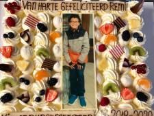 Verrassingstaart voor Remi Bakker, de  kinderburgemeester van Renkum