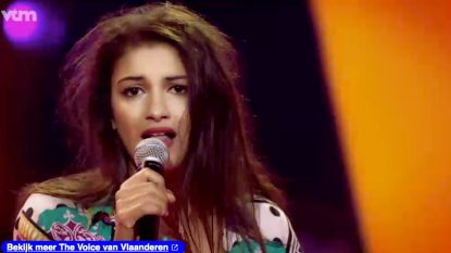 PREVIEW. Overleeft Dina de Knockouts van 'The Voice'?