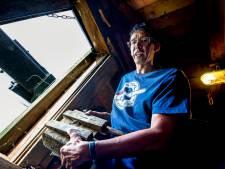 Droogte legt Westveense molen in Woerdense Verlaat stil