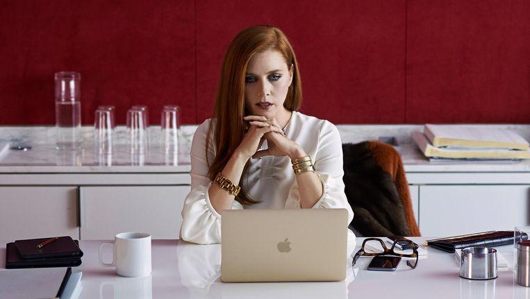 Galeriehouder Susan Morrow (Amy Adams) zit gevangen in een ongelukkig huwelijk Beeld -