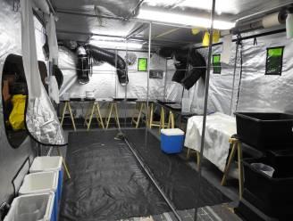 Weer drugslabo in Limburg, na Maasmechelen nu Kinrooi