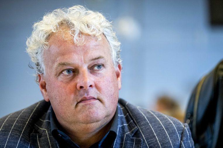 KHN-voorzitter Robèr Willemsen: 'We zijn meerdere keren gebeld door ondernemers die geen uitweg meer zien en zichzelf van het leven dreigen te beroven'. Beeld ANP