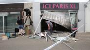 Ramkraak op Ici Paris XL in Sint-Joris-Winge: inbrekers blokkeren toegangswegen met winkelkarren