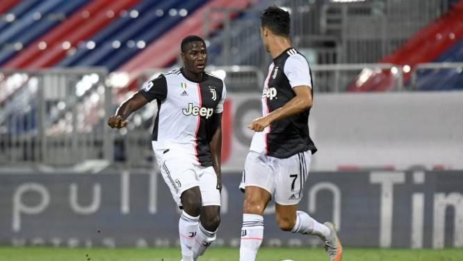 """Daouda Peeters (21), de eerste Belg ooit die speelt bij Juventus: """"Cristiano Ronaldo gaf me direct de bal. Een grote meneer"""""""