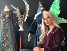 Hollywood bestelt sprookjesachtige kleding bij Jolien-Rosanne uit Epe