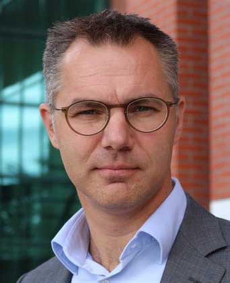 Ferry van Veghel is landelijk terrorisme-officier bij het Openbaar Ministerie, verantwoordelijk voor de vervolging van Syriëgangers. Beeld OM