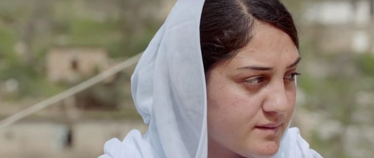 De 17-jarige Ilham. Beeld Yezidi Girls