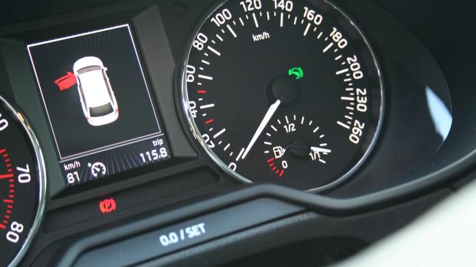 Dashboard Octavia Combi