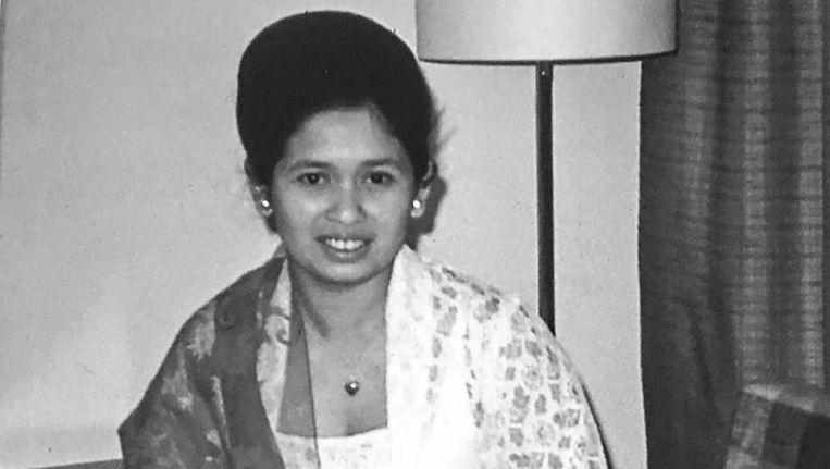 Rieka Wattimena groeide uit tot de oermoeder van de Indonesische keuken in Nederland Beeld .