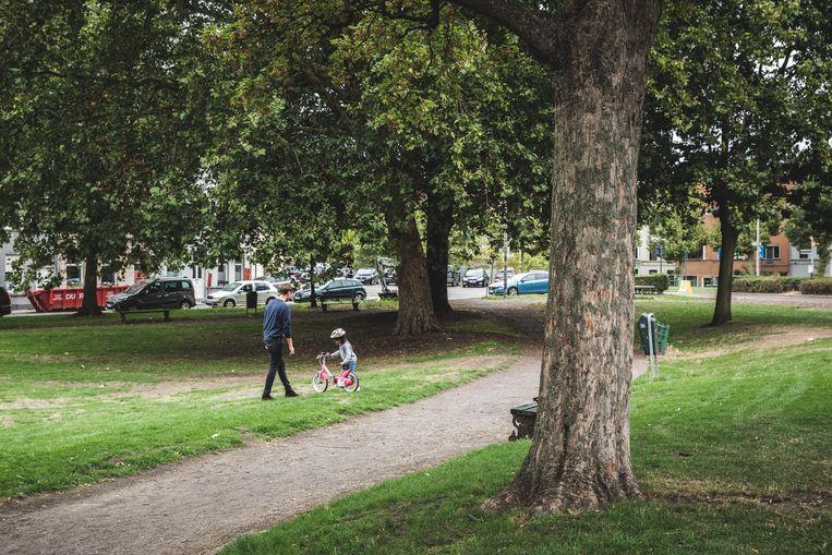 Ook in de stad moet meer aandacht gaan naar nieuwe en bestaande parken