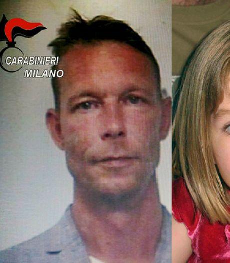 Duitse justitie ontvangt schets van 'opvallende plek' op been verdachte in zaak Maddie McCann