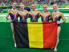Gymnastique: pas de finale pour la Belgique dans l'épreuve par équipes
